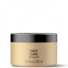 LAKME TEKNIA NEW! DEEP CARE TREATMENT - Восстанавливающая маска для поврежденных волос 250мл