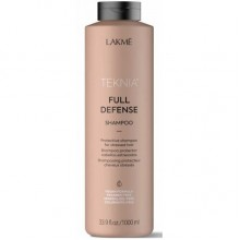 LAKME TEKNIA NEW! FULL DEFENSE SHAMPOO - Шампунь для комплексной защиты волос 1000мл