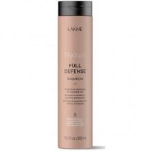 LAKME TEKNIA NEW! FULL DEFENSE SHAMPOO - Шампунь для комплексной защиты волос 300мл
