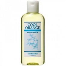 Lebel Cool Orange Hair Soap Ultra Cool - Шампунь для волос «Ультра Холодный Апельсин» 200 мл