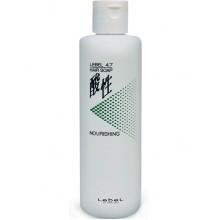 Lebel рH 4.7 Hair Nourishing Soap - Шампунь для окрашенных волос «Жемчужный» 400 мл