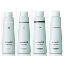 Lebel Proedit Care Works Happies Kit 4ps - СПА Экспресс Программа для Всех Типов Волос (4 компонента)