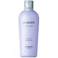 Lebel Proedit Care Works Bounce Fit Shampoo - Шампунь для мягких волос 300 мл