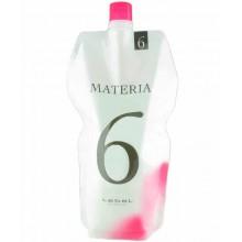 Lebel Materia Oxy 6% Оксидант для смешивания с краской Materia 1000 мл