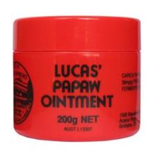 Lucas Papaw Ointment - бальзам для губ, 200 гр