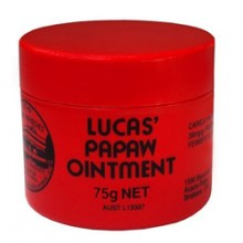 Lucas Papaw Ointment - бальзам для губ, 75 гр