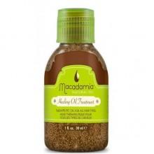 Macadamia Natural Oil Healing Oil Treatment - Уход восстанавливающий с маслом арганы и макадамии 30мл