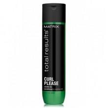 MATRIX total resalts™ CURL PLEASE Conditioner - Кондиционер для вьющихся волос с маслом жожоба 300мл