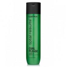 MATRIX total resalts™ CURL PLEASE Shampoo - Шампунь для вьющихся волос с маслом жожоба 300мл