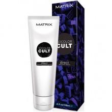 MATRIX SOCOLOR CULT MX - Крем-краска с пигментами для волос МОРСКОЙ АДМИРАЛ 118мл