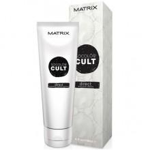 MATRIX SOCOLOR CULT MX - Крем-краска с пигментами для волос ПРОЗРАЧНЫЙ 118мл