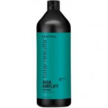 MATRIX total resalts™ HIGH AMPLIFY Shampoo - Шампунь для объема тонких волос с протеинами 1000мл