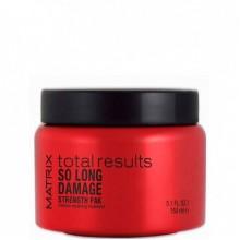 MATRIX total resalts™ SO LONG DAMAGE Mask - Маска для восстановления ослабленных волос с керамидами 150мл