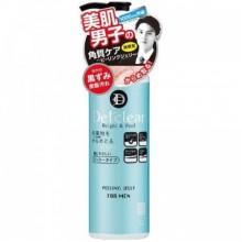 Meishoku Detclear AHA & BHA Peeling Jelly for MEN - Фруктовый пилинг-гель с AHA и BHA с эффектом сильного скатывания для МУЖЧИН 180мл
