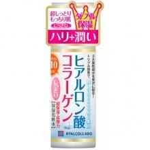 Meishoku Hyalcollabo moist lotion - Лосьон глубокоувлажняющий с наноколлагеном и наногиалуроновой кислотой 180мл