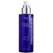 Miriamquevedo EXTREME CAVIAR Silk & Force Hair - Оживляющий спрей для волос с протеинами шелка и экстрактом черной икры 150мл