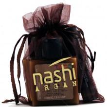 Nashi Argan Travel Kit - Дорожный набор: Шампунь для всех типов волос + Кондиционер для всех типов волос + Масло косметическое для всех типов волос 30 + 30 + 5мл
