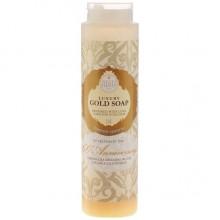 NESTI DANTE ANNIVERSARY 60th Gold Showel Gel - Гель для Душа Юбилейное Золотое для Всех Типов Кожи 300мл