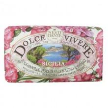 Nesti Dante Dolce Vivere Sicilia мыло Сицилия