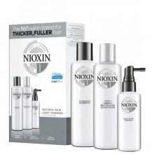 NIOXIN System 1 Kit - Ниоксин Набор (Система 1), 150 + 150 + 50мл