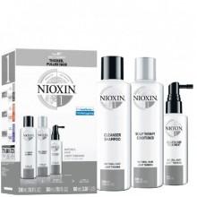 NIOXIN System 1 Kit XXL - Ниоксин Набор (Система 1), 300 + 300 + 100мл