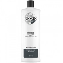 NIOXIN System 2 Cleanser - Ниоксин Очищающий Шампунь (Система 2), 1000мл