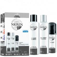 NIOXIN System 2 Kit XXL - Ниоксин Набор (Система 2), 300 + 300 + 100мл
