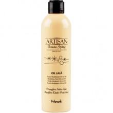 Nook Artisan Oil Lala Modelling Fluid - Флюид для волос моделирующий Масло без Масла 250мл