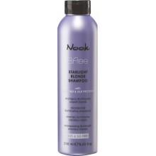 "Nook Bfree Shampoo - Сияющий шампунь для волос цвета ""Блонд"" 250мл"