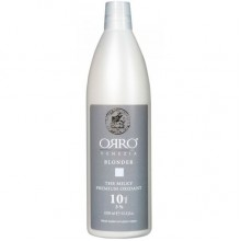 ORRO BLONDER Milky Oxydant 3% (10vol.) - Молочный окислитель 3 %, 1000мл