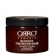 ORRO BLONDER Silver Mask - Серебряная маска для светлых волос 500мл