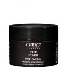 ORRO STYLE Fiber - Моделирующий крем для волос СИЛЬНОЙ фиксации 100мл