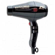 Parlux 3800 черн ECO Friendly Ionic&Ceramic 2100W BLACK - Профессиональные фен для волос ЭКО ЧЁРНЫЙ 2100 Вт