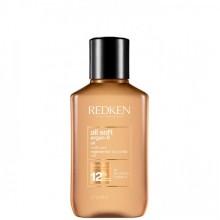 REDKEN all soft argan-6 oil - Аргановое масло для блеска и восстановления волос 90мл