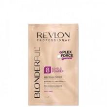 REVLON Professional BLONDERFUL 8 Lightening Powder - Нелетучая Осветляющая пудра для волос 8, 20 х 50гр