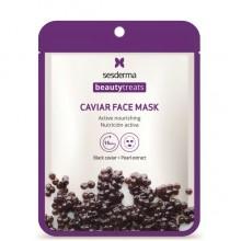 Sesderma BEAUTYTREATS Black caviar face mask - Маска питательная для лица 22мл
