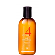 Sim SENSITIVE SYSTEM 4 BIO BOTANICAL Shampoo - Биоботанический шампунь 100мл