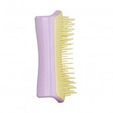 PET TEEZER SMALL Detangling & Dog Grooming Brush Lilac & Butter - Расческа МИНИ для распутывания шерсти  СИРЕНЕВО/КРЕМОВЫЙ 50 х 120мм