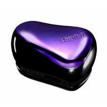 TANGLE TEEZER Compact Styler Purple Dazzle - Щётка для волос 1шт