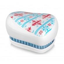TANGLE TEEZER Compact Winter Frost - Щетка для волос 1шт