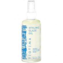 TEOTEMA STYLING Glaze OIL - Моделирующее масло Блеск и Объем 200мл