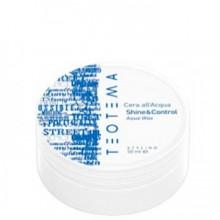 TEOTEMA STYLING Shine & Control Wax - Глянцевый воск Блеск и Контроль 50мл
