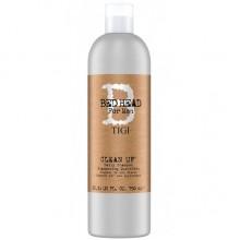 TIGI Bed Head For Men CLEAN UP™ Daily Shampoo - Шампунь для ежедневного применения 750мл