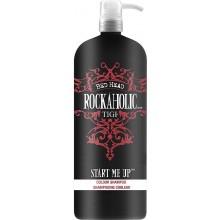 TIGI Bed Head Rockaholic START ME UP Shampoo - Шампунь для окрашенных волос 1500мл