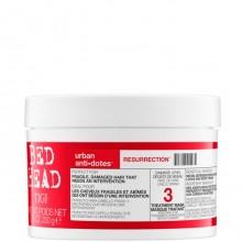TIGI Bed Head urban anti+dotes™ RESURRECTION Mask 3 - Маска для сильно поврежденных волос уровень 3, 200мл