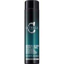TIGI Catwalk OATMEAL & HONEY Nourishing Shampoo - Шампунь для питания сухих и ломких волос 300мл