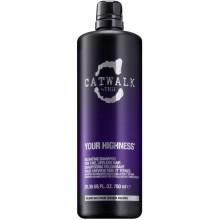 TIGI Catwalk YOUR HIGHNESS Elevating Shampoo - Шампунь для прикорневого объема 750мл