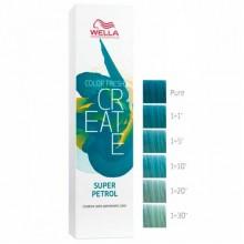 WELLA Professionals Color Fresh CREATE SUPER PETROL - Оттеночная краска для волос СУПЕР ПЕТРОЛЬ 60мл