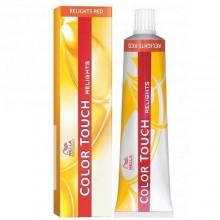 WELLA Professionals COLOR TOUCH /00 Relights Red - Оттеночная краска для волос /00 Прозрачный иней 60мл