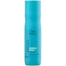 WELLA Professionals INVIGO BALANCE REFRESH WASH Revitalizing Shampoo - Оживляющий шампунь для всех типов волос 250мл